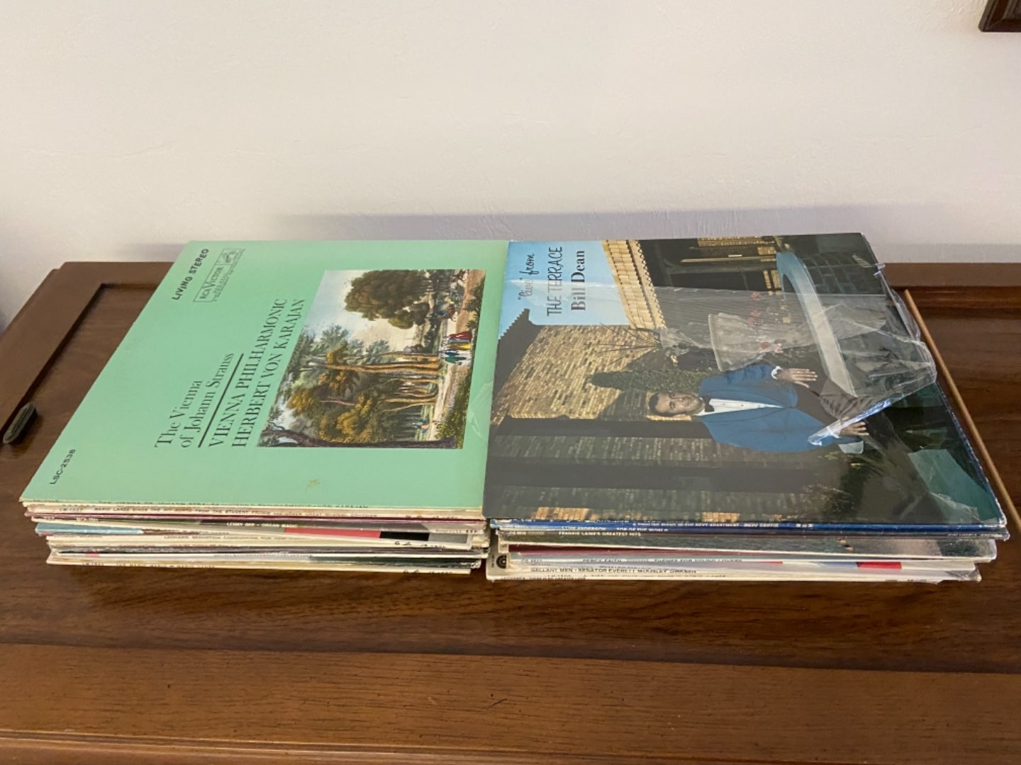 Lot # 304 Collection of Records