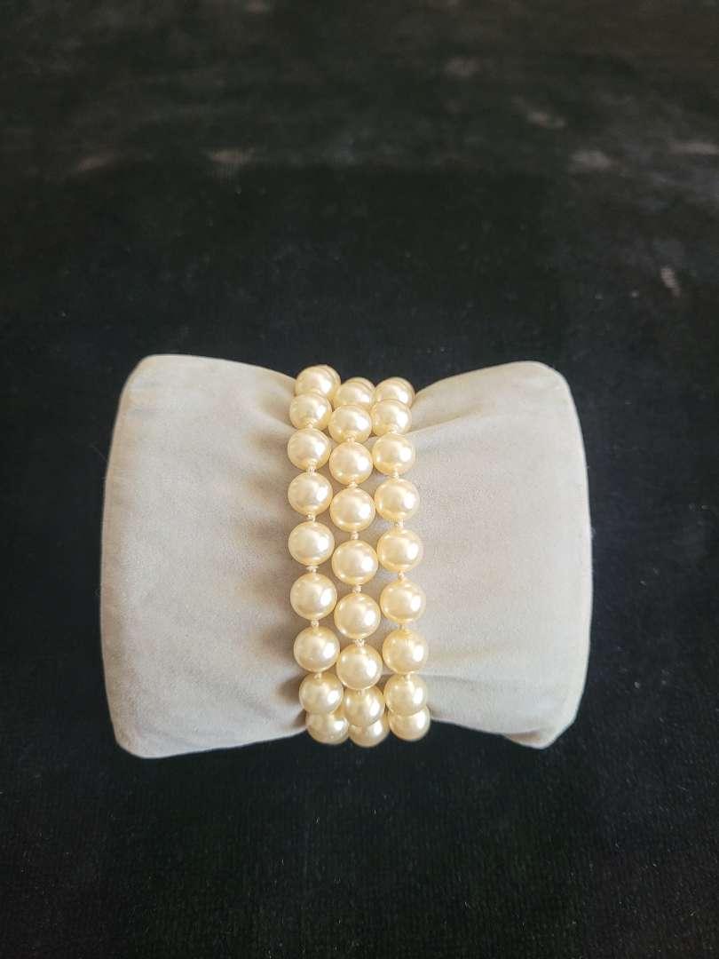 Lot # 313 Vintage Trifari Bracelet