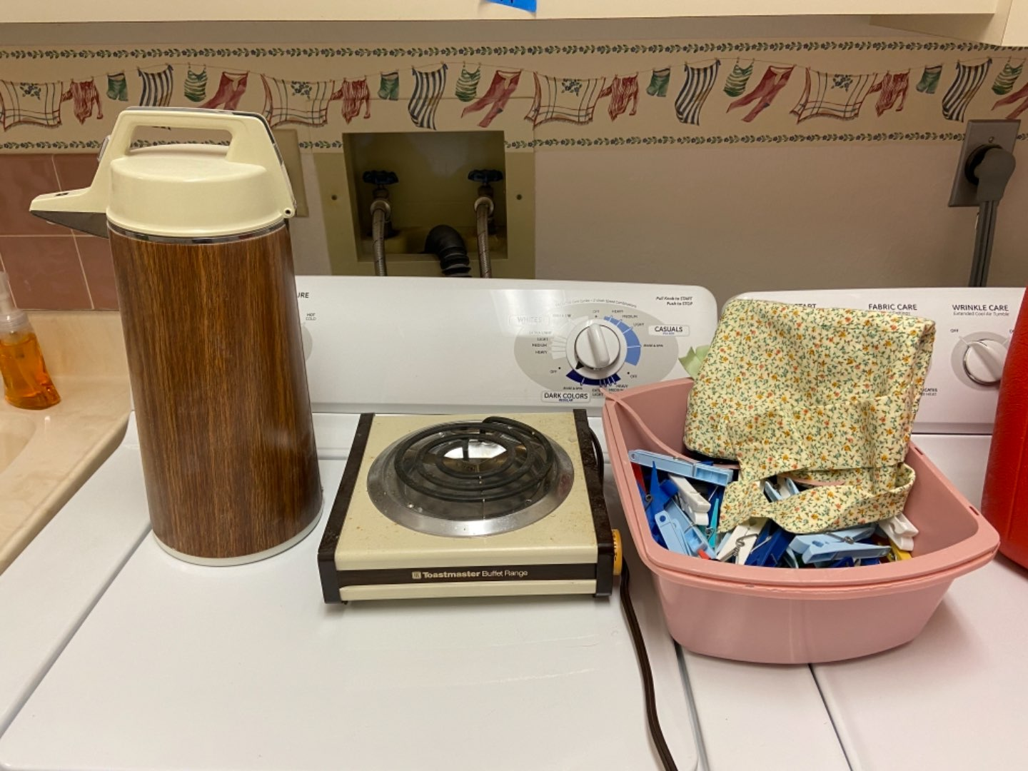 Lot # 383 Thermos, Burner & More