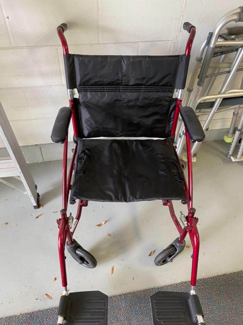 Lot # 390 Fly-Lite Transportation Chair