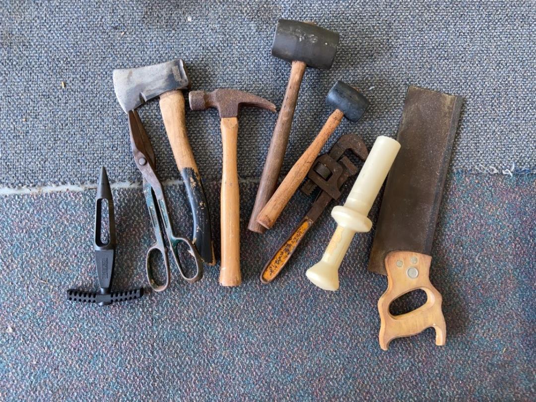 Lot # 441 Misc Tools
