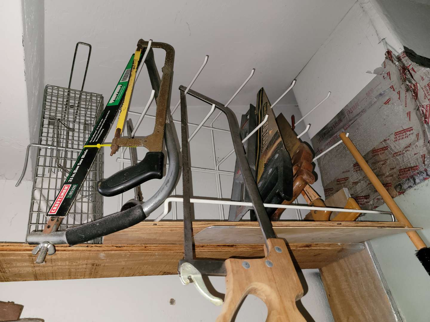 Lot # 461 Assorted Saws