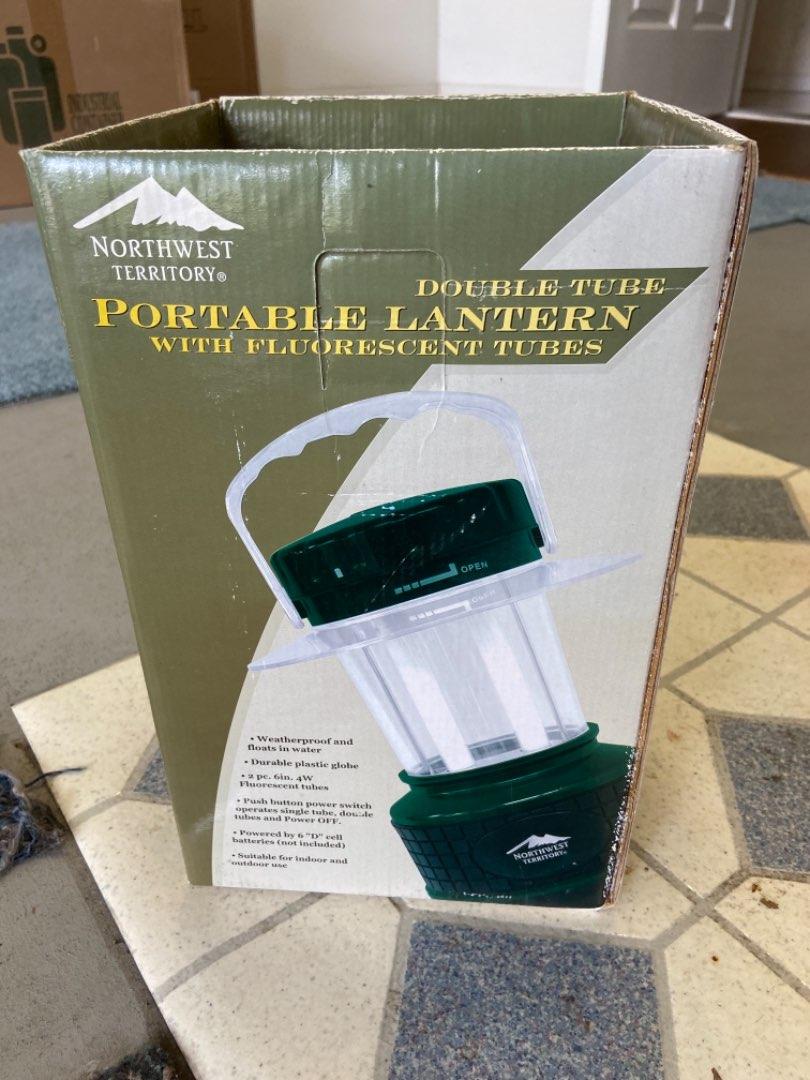 Lot # 464 Northwest Territory Portable Lantern