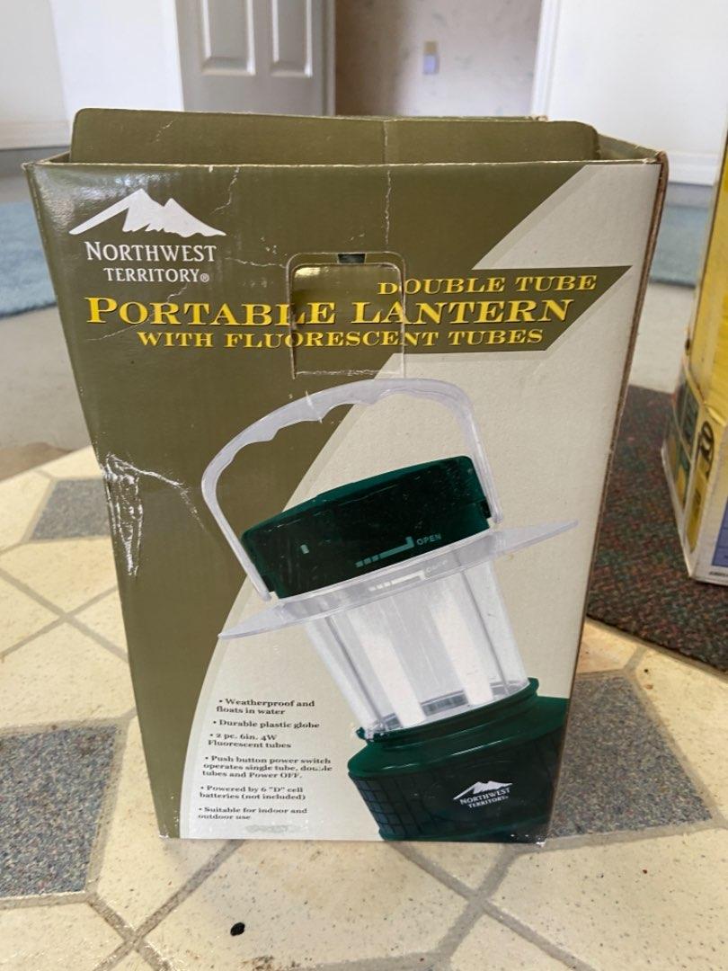 Lot # 465 Northwest Territory Portable Lantern