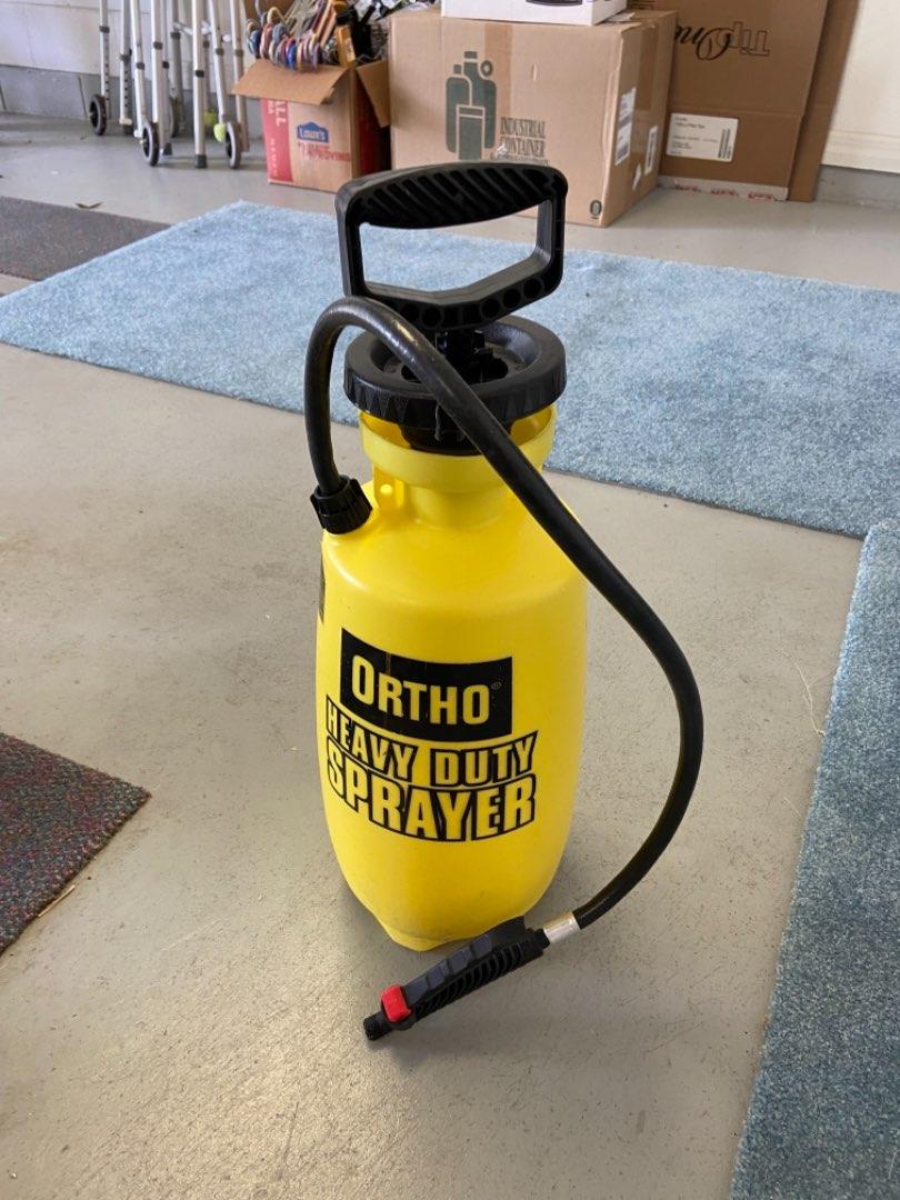 Lot # 466 Ortho Heavy Duty Sprayer