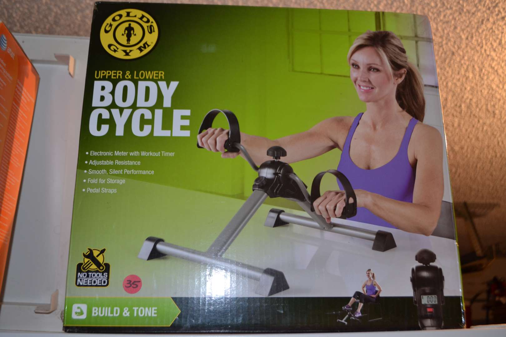 Lot # 35 BODY CYCLE