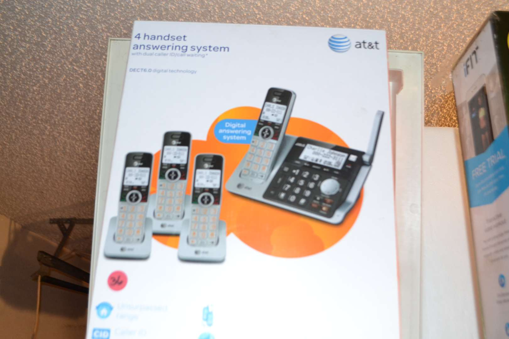 Lot # 36 AT&T PHONE SYSTEM