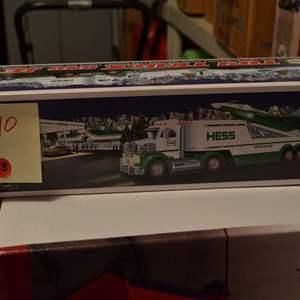 Lot # 63 2010 HESS TRUCK NIB