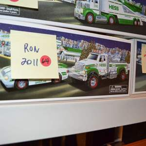 Lot # 64 2011 HESS TRUCK NIB