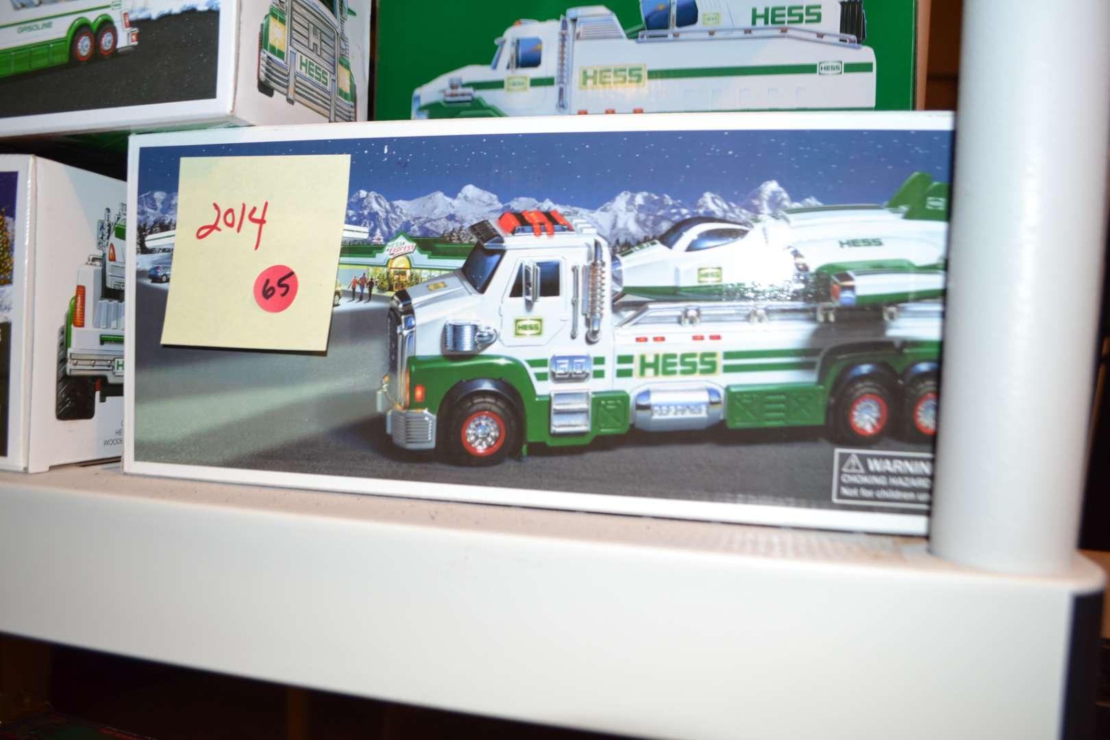 Lot # 65 2014 HESS TRUCK NIB