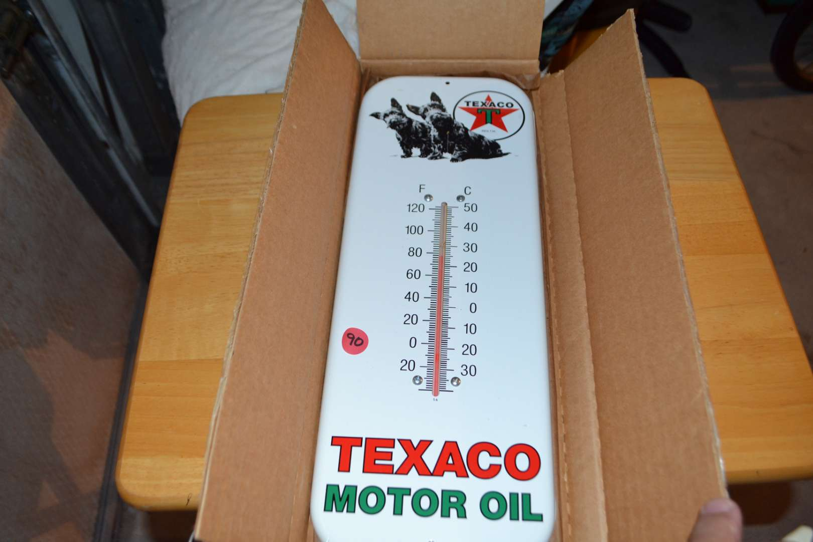 Lot # 90 NOS THERMOMETER