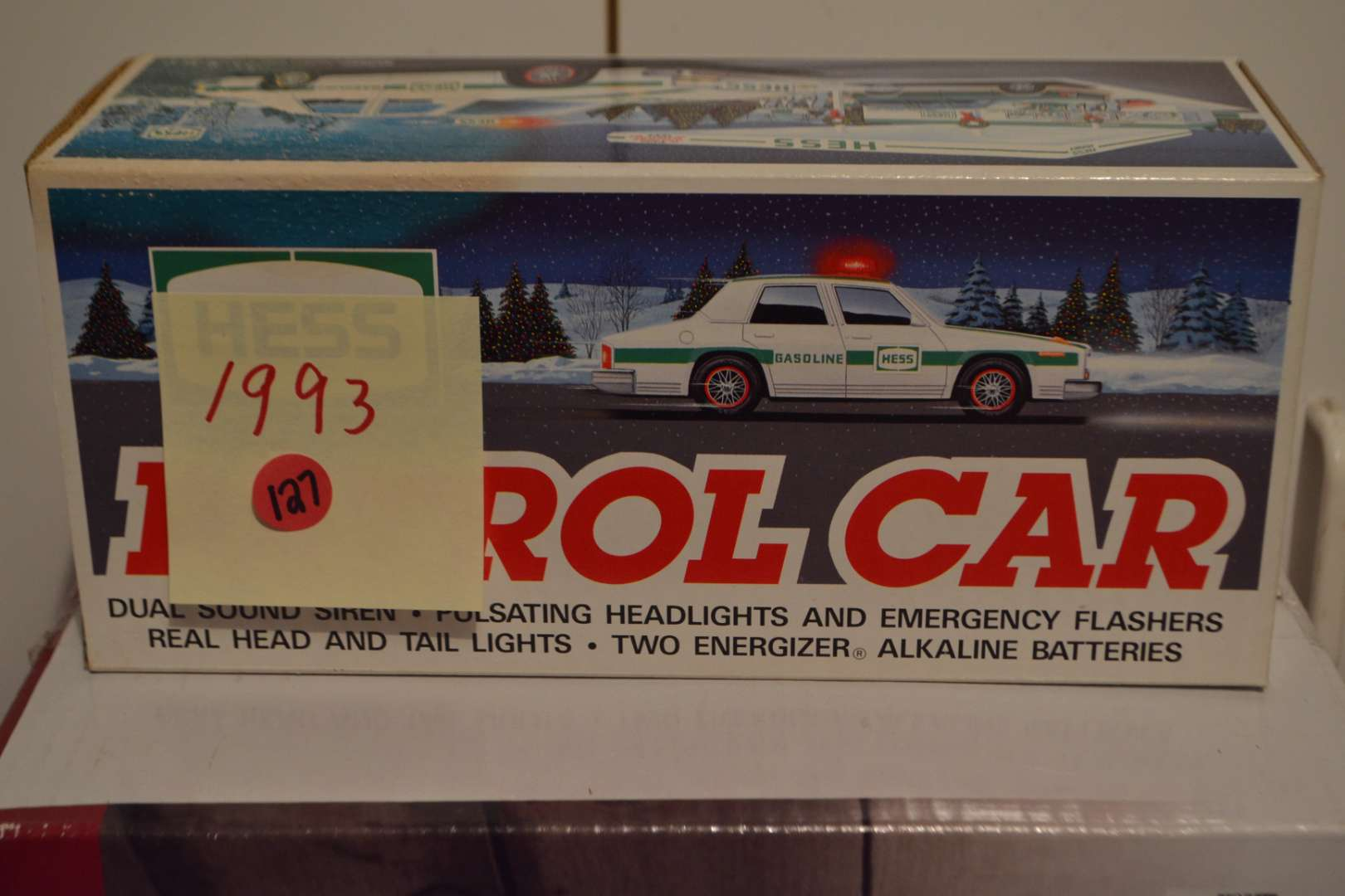 Lot # 127 HESS TRUCK 1993