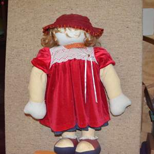 Lot # 307 TIME OUT DOLL
