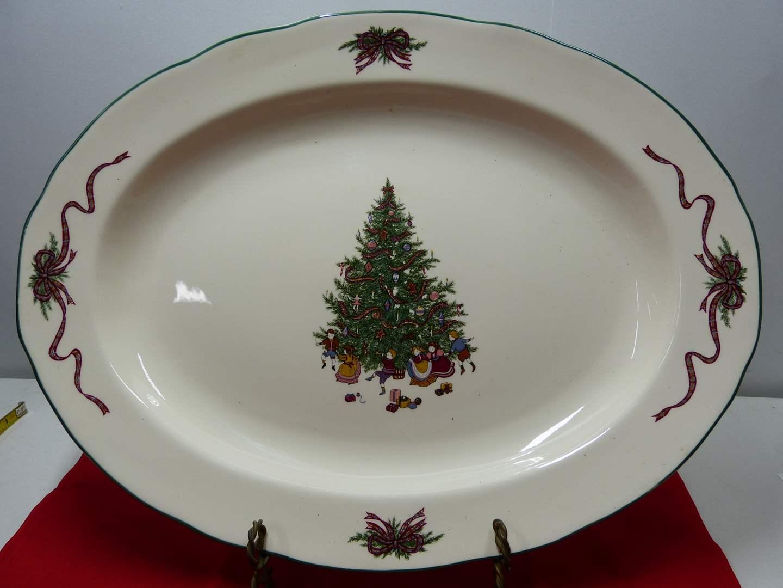 "Lot # 84  Large ""The Cellar"" serving platter (main image)"