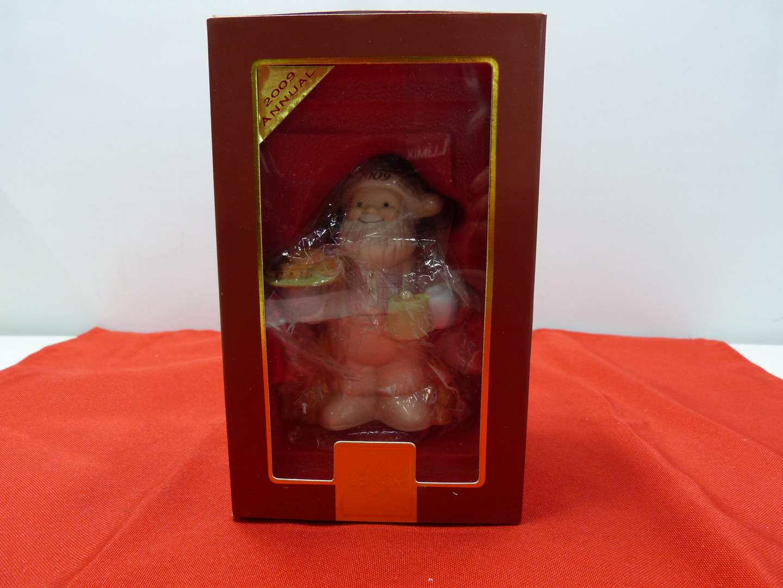 Lot # 94  Great Lenox Christmas Ornament (original box) (main image)