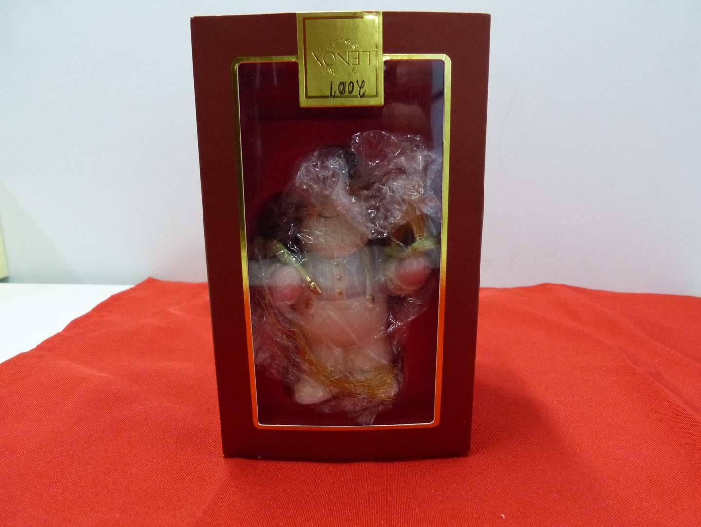 Lot # 96  Great Lenox Christmas Ornament (original box) (main image)