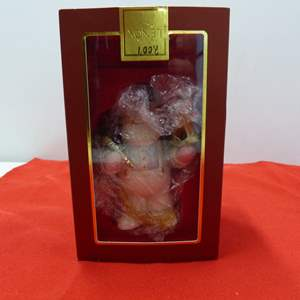 Lot # 96  Great Lenox Christmas Ornament (original box)