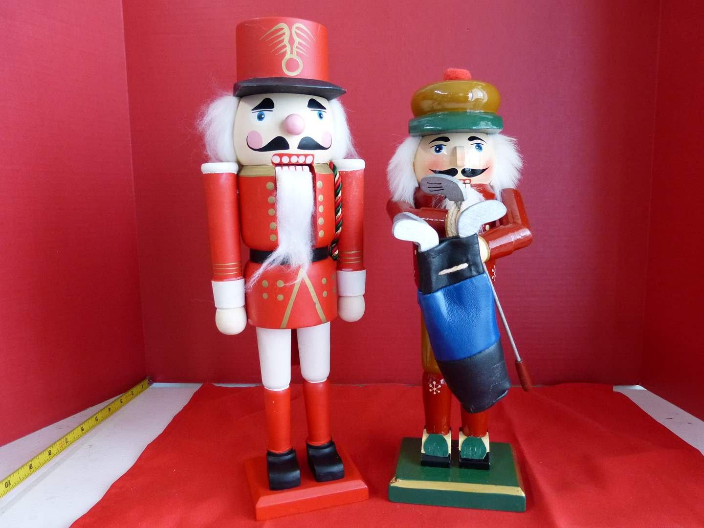 Lot # 200  2 Nutcrackers (great condition) (main image)