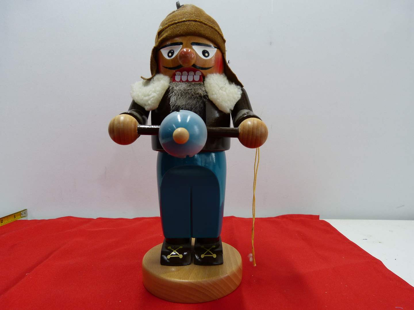 Lot # 207  UNIQUE made in Germany nutcracker (main image)