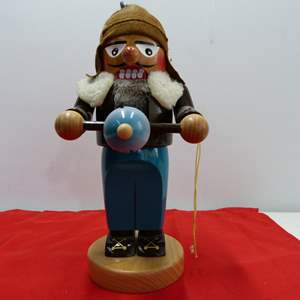 Lot # 207  UNIQUE made in Germany nutcracker
