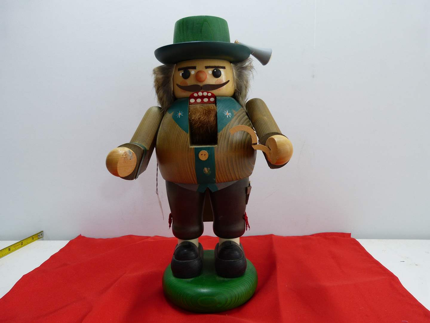 Lot # 214  Made in Germany nutcracker (missing something in hand)