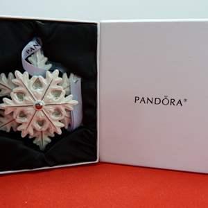 Lot # 247  Great holiday PANDORA ornament