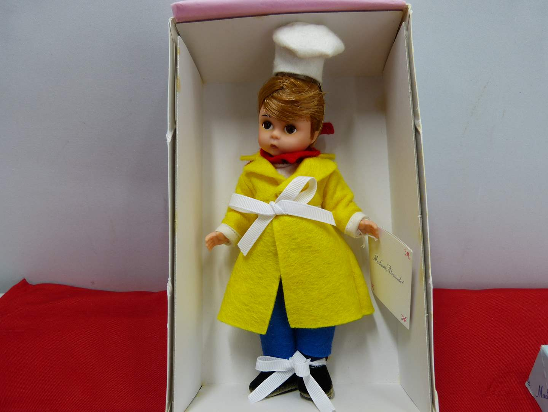 Lot # 265  Vintage Madame Alexander NEW doll (main image)