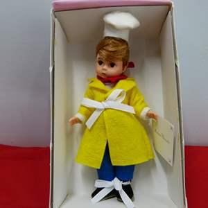 Lot # 265  Vintage Madame Alexander NEW doll