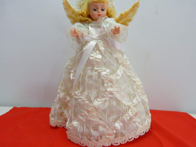 "Lot # 273  New Madame Alexander Vintage ""Angel Tree Top"""