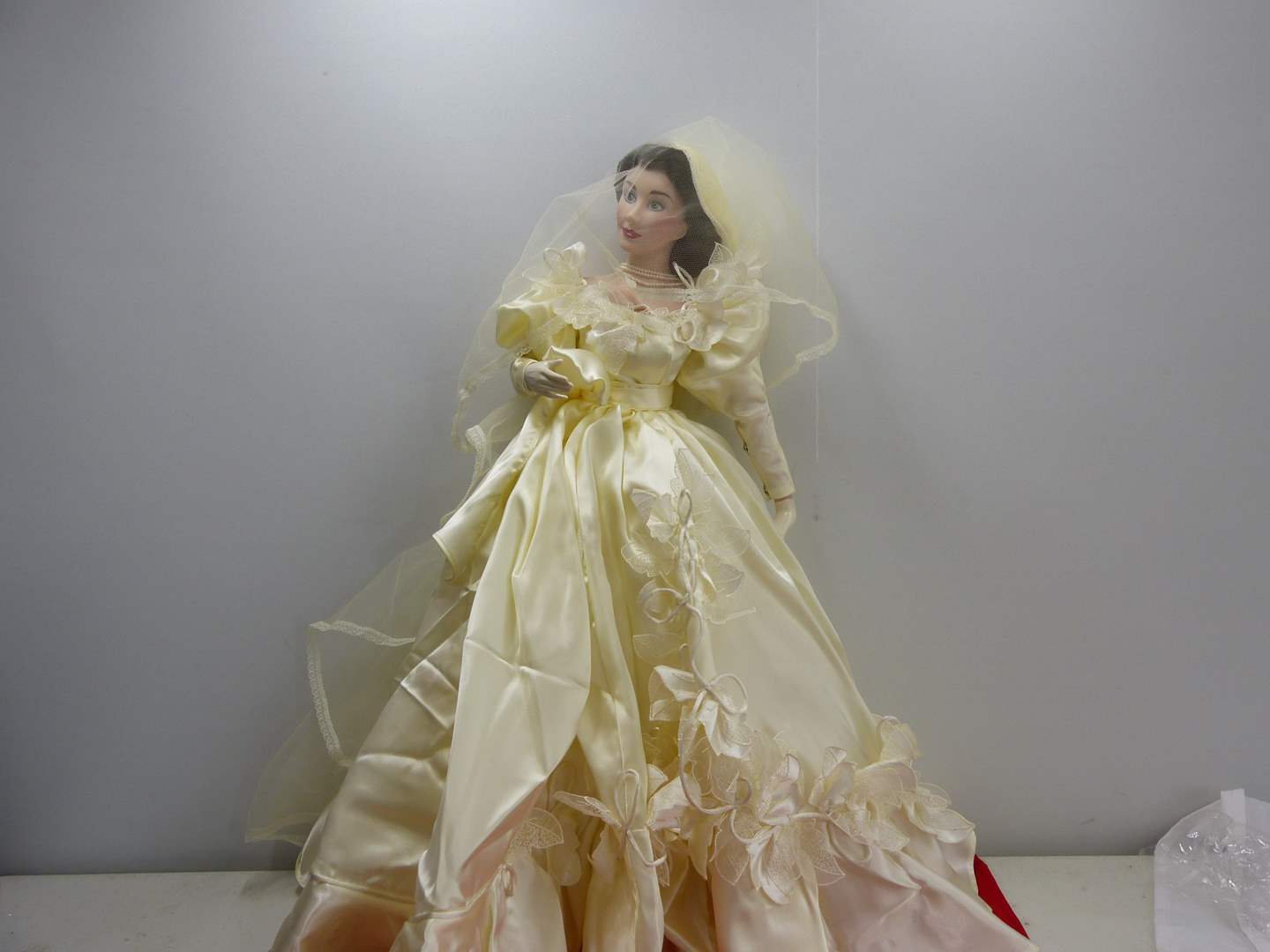 """Lot # 288  """"Gone With the Wind"""" doll (main image)"""