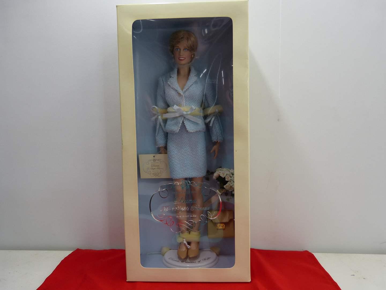 Lot # 292  NEW Princess of Wales Doll