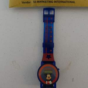Lot #303 Brand New Disney Child's Watch Mickey Mouse Watch (Needs Battery)