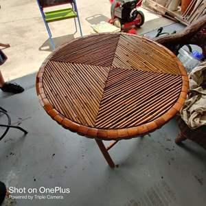 19 very nice outdoor folding table 29x29