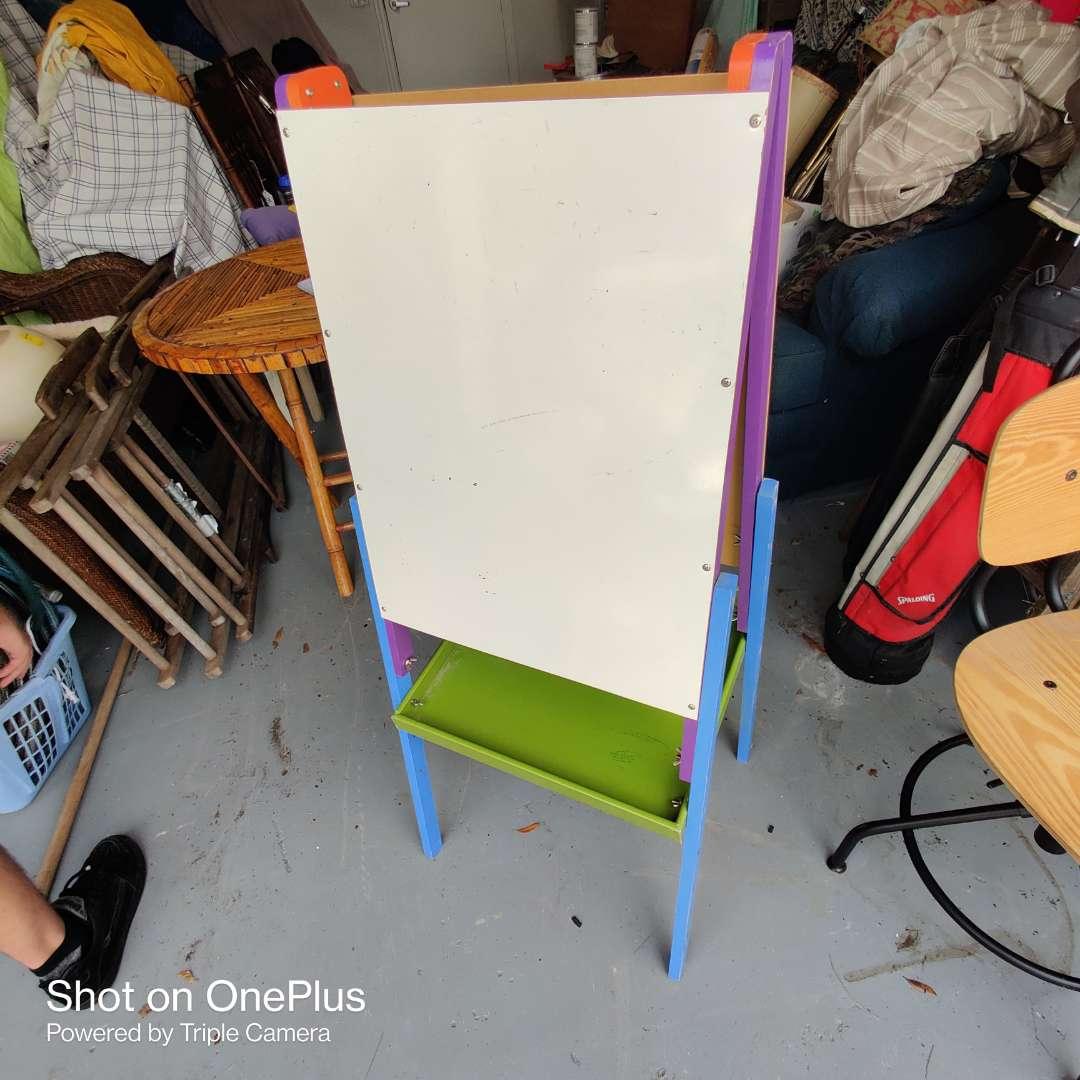 40 very nice kids chalkboard easel style