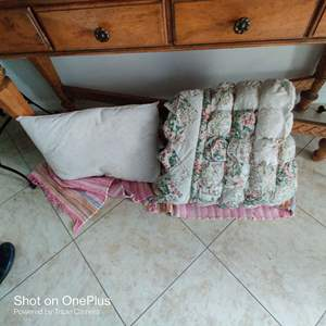 47 comforter rugs and pillow