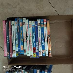 73 Lot of 15 DVDs