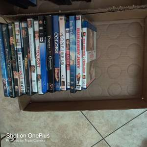 74 Lot of 15 DVDs