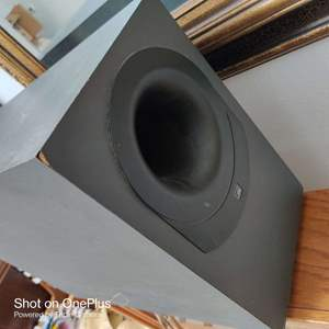 95 JBL left output satellite speaker amp not sure what it does