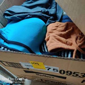 109 shorts bralettes slips and capris