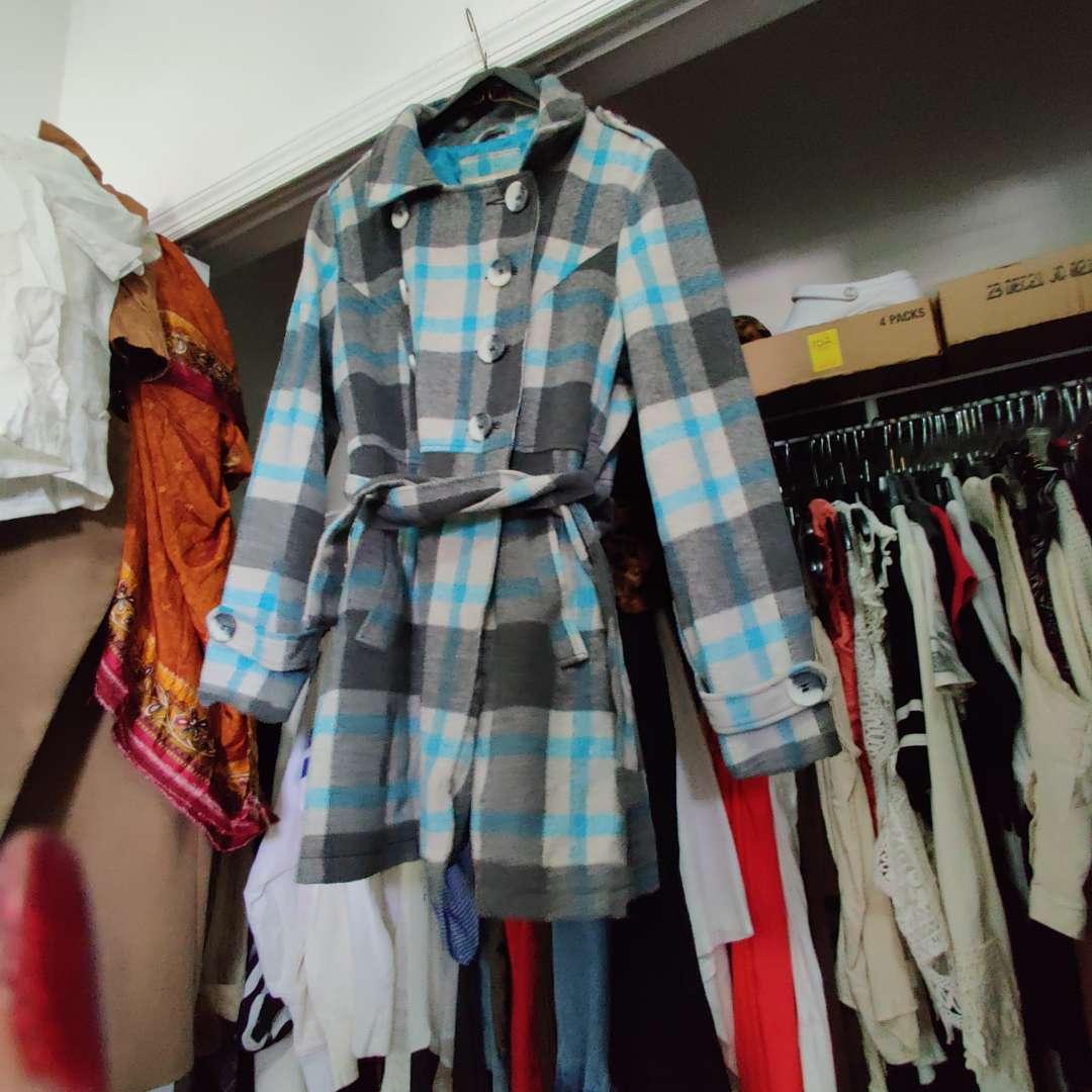 119.Arizona XL coat