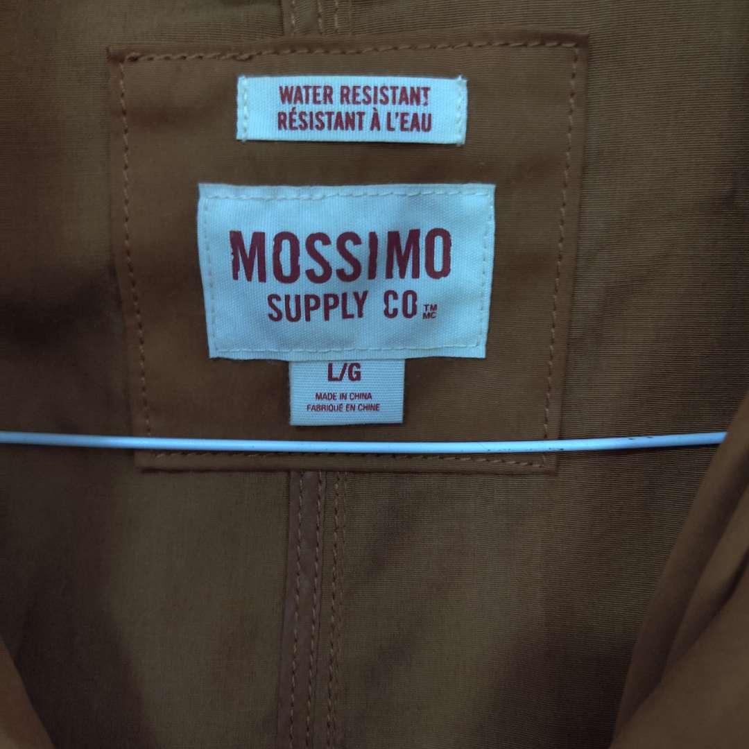 127. Large Mossimo jacket