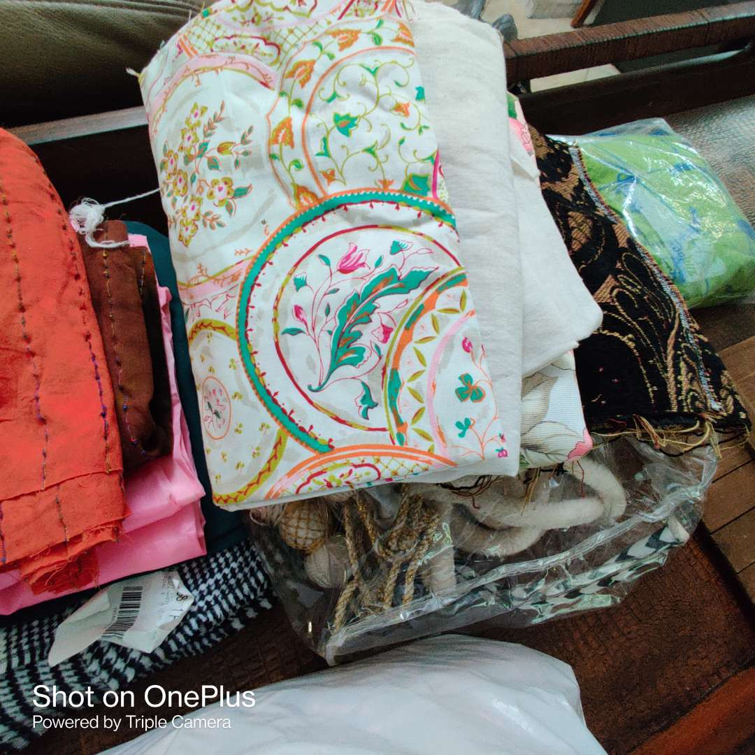 181 craft lot and material