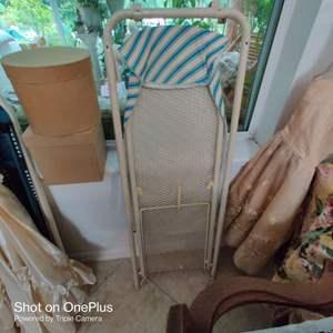214 over the door metal ironing board