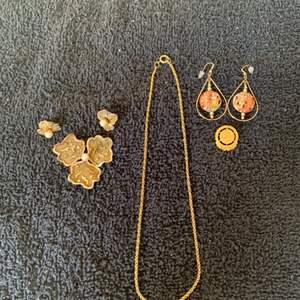 Lot # 95  Lot Attractive Vintage Gold Filled Jewelry. See Below