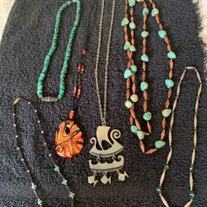 Lot # 97  Nice Assorted Lot Wearable Fashion & Turquoise Jewelry