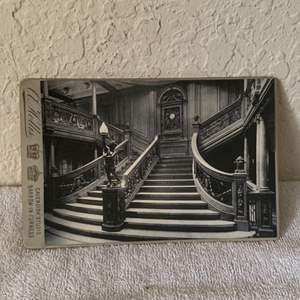 Lot # 143 Great Real Photo Titanic Grand Staircase. See 132 Description