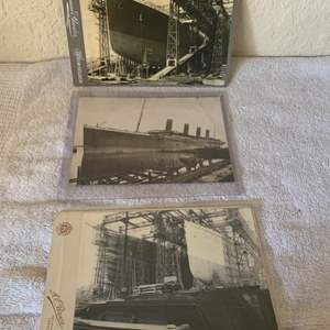 Lot # 150 3 Great Real Photos Titanic. See 132 Description
