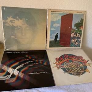 Lot # 171 Great Lot (4) Vintage Vinyls. See Lot 7 Description