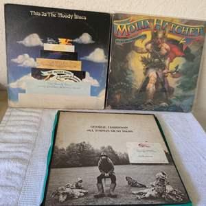 Lot # 173 Great Lot (3) Vintage Vinyls. See Lot 7 Description