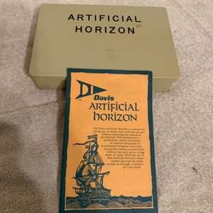 Lot # 267 Davis Instruments Artificial Horizon Complete